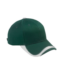 Forest/white Sport Wave Baseball Cap