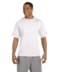 White 7 oz. Cotton Heritage Jersey T-Shirt