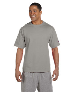Oxford Gray 7 oz. Cotton Heritage Jersey T-Shirt