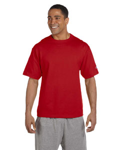 Scarlet 7 oz. Cotton Heritage Jersey T-Shirt