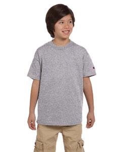 Light Steel Youth 6.1 oz. Tagless T-Shirt