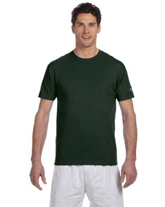 Dark Green 6.1 oz. Tagless T-Shirt