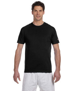Black 6.1 oz. Tagless T-Shirt