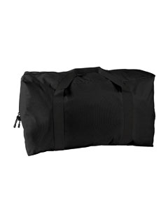 Black Gear Duffel