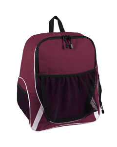 Sport Maroon Equipment Backpack