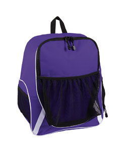 Sport Purple Equipment Backpack
