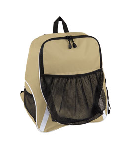 Sport Vegas Gold Equipment Backpack
