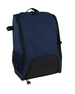 Sport Navy Bat Backpack