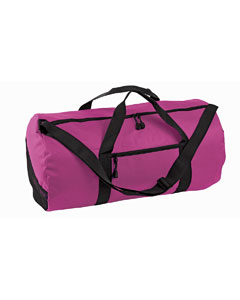 Sport Chrty Pink Primary Duffel
