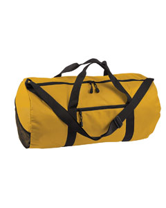 Sport Ath Gold Primary Duffel
