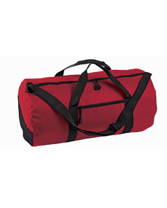 Sport Red Primary Duffel