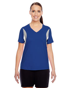Sport Royal Ladies' Short-Sleeve V-Neck All Sport Jersey
