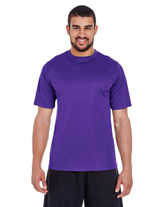 Sport Purple Men's Zone Performance Tee