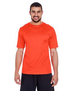 Sport Orange Men's Zone Performance Tee