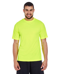 Safety Yellow Men's Zone Performance Tee