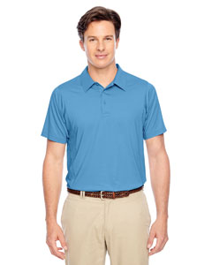 Sport Light Blue Men's Charger Performance Polo