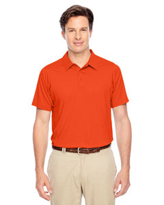 Sport Orange Men's Charger Performance Polo
