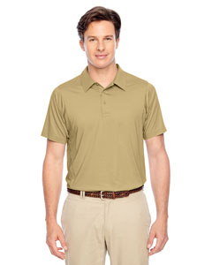 Sport Vegas Gold Men's Charger Performance Polo