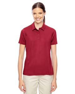 Sp Scarlet Red Ladies' Charger Performance Polo