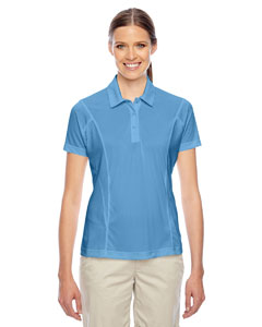 Sport Light Blue Ladies' Charger Performance Polo