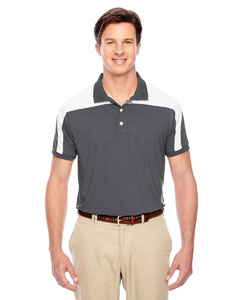 Sport Graphite Men's Victor Performance Polo