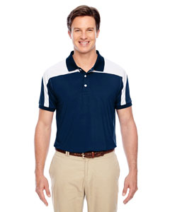 Sport Dark Navy Men's Victor Performance Polo