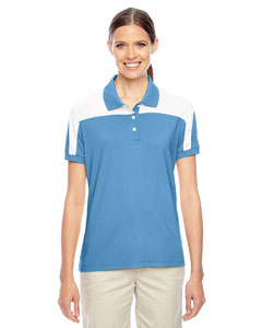 Sp Lt Blue/wht Ladies' Victor Performance Polo