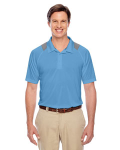Sport Light Blue Men's Innovator Performance Polo