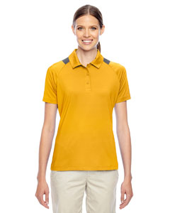 Sp Athletic Gold Ladies' Innovator Performance Polo