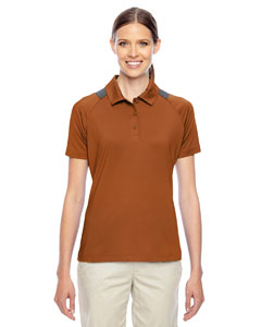Sp Burnt Orange Ladies' Innovator Performance Polo