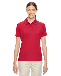 Sport Red Ladies' Innovator Performance Polo