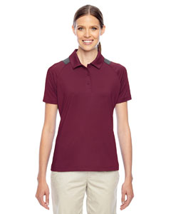 Sport Maroon Ladies' Innovator Performance Polo