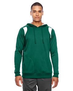 Sp Forest/wht Men's Elite Performance Hoodie