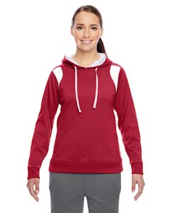 Sp Scarlet Red Ladies' Elite Performance Hoodie