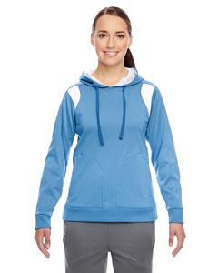 Sp Lt Blue/wht Ladies' Elite Performance Hoodie