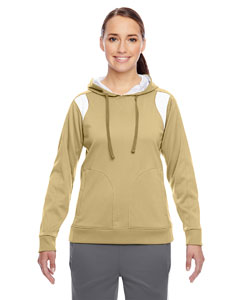 Sp Vegas Gld/wht Ladies' Elite Performance Hoodie