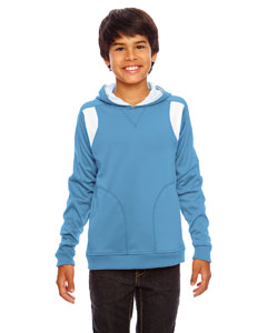Sp Lt Blue/wht Youth Elite Performance Hoodie