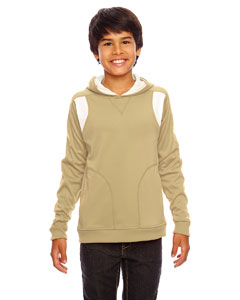 Sp Vegas Gld/wht Youth Elite Performance Hoodie