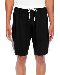 Black Men's All Sport Short