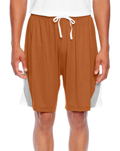 Sp Burnt Orange Men's All Sport Short