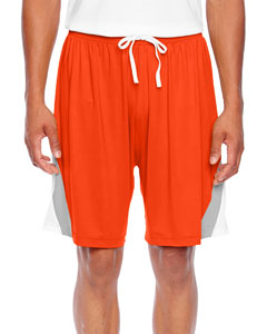 Sport Orange Men's All Sport Short