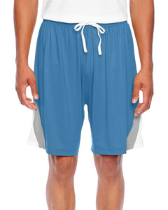 Sport Light Blue Men's All Sport Short