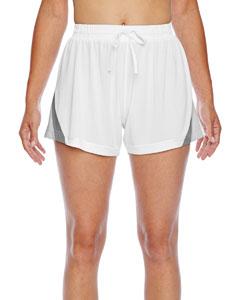 White Ladies' All Sport Short