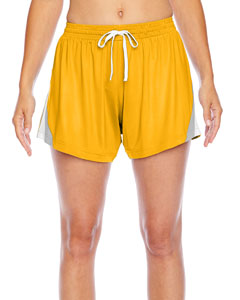 Sp Athletic Gold Ladies' All Sport Short