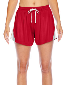 Sport Red Ladies' All Sport Short