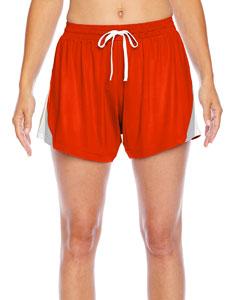 Sport Orange Ladies' All Sport Short
