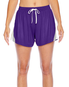 Sport Purple Ladies' All Sport Short