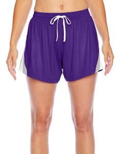 Sport Purple Ladies' All Sport Short