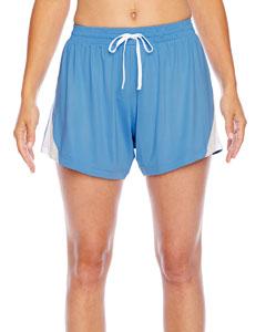 Sport Light Blue Ladies' All Sport Short