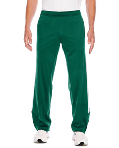 Sp Forest/ Wht Men's Elite Performance Fleece Pant